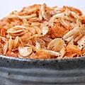 富含鈣質的食物之九:蝦米。(Shutterstock)