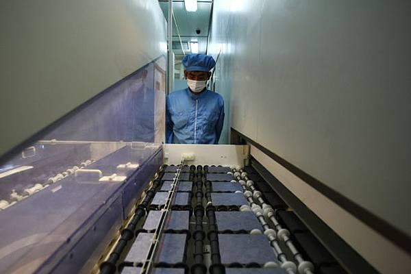 外媒26日報告說,中共有意加快在芯片領域的大手筆投資。(Getty Images)