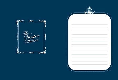 吸血鬼日記1贈品-內頁1