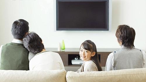 看電視的壞處