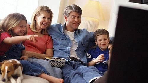 兒童看電視缺點