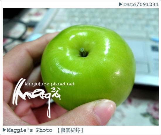 2009第一顆棗子.jpg