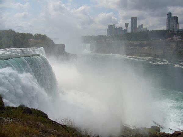 壯觀的瀑布