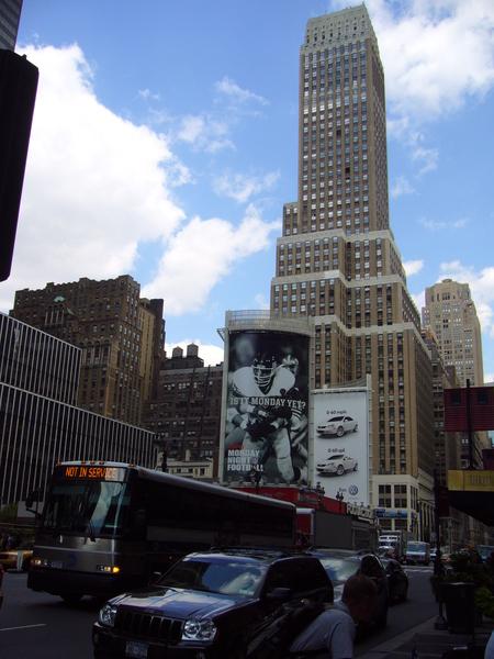 白天的紐約