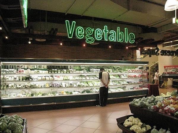 我是素食主義者