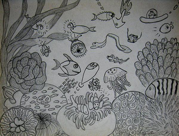 071 - 海底世界