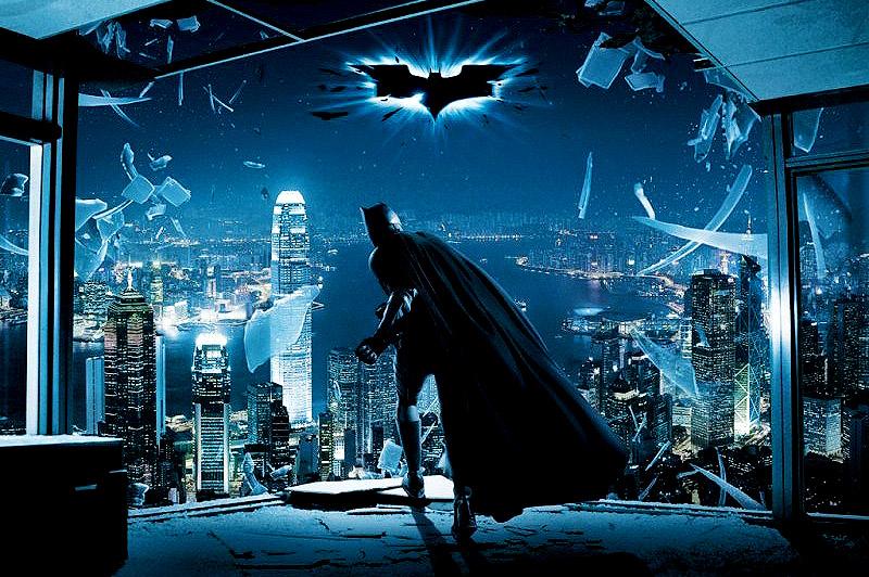 Batman in HK