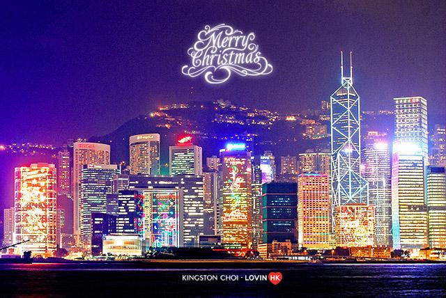 香港聖誕節2012 00