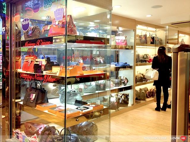 尖沙咀購物 080