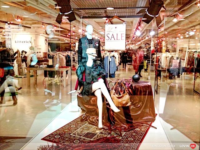 尖沙咀購物 092