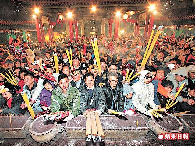 香港農曆新年 20