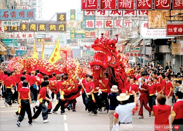 香港農曆新年 21