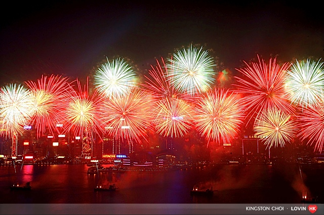 香港農曆新年 28
