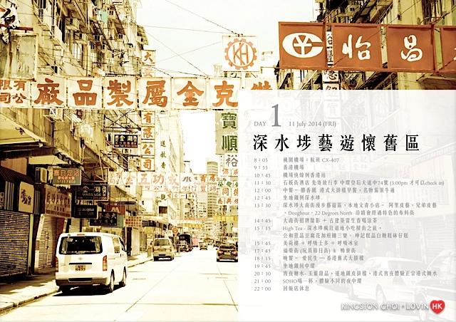 HK Summer Fun Trip Planning