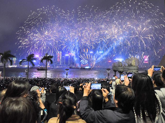 香港跨年煙火攻略阿金_九龍_尖沙咀_文化中心_32.jpg