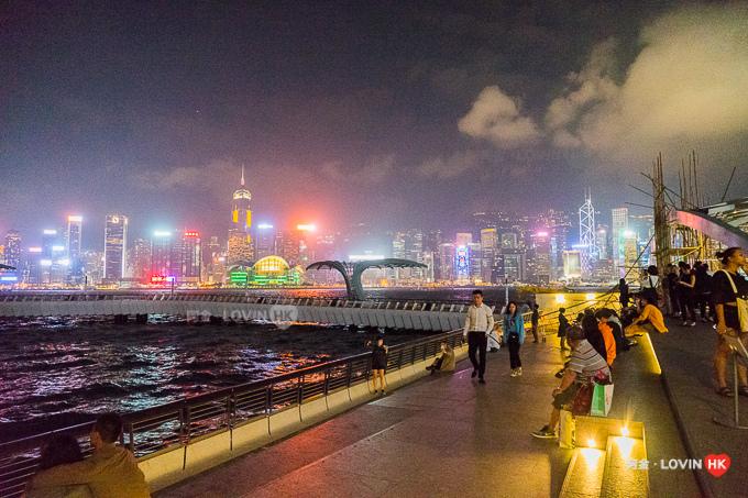 香港跨年煙火攻略阿金_九龍_尖沙咀_文化中心_8.jpg