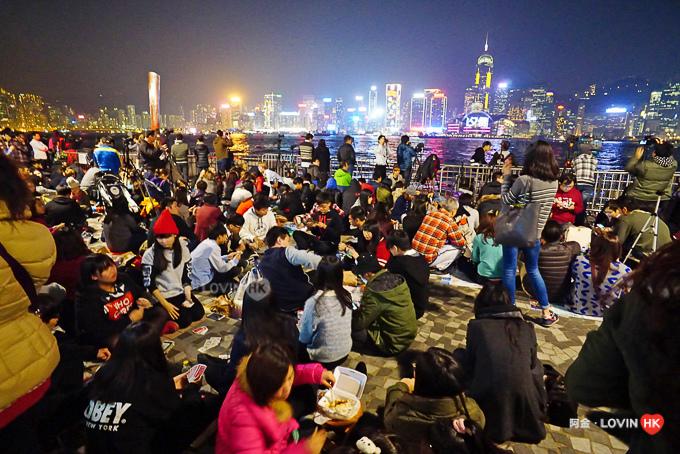 香港跨年煙火攻略阿金_九龍_尖沙咀_文化中心_13.jpg
