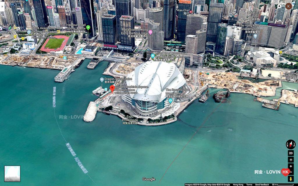 香港跨年煙火攻略阿金_港島_Google map_9.jpg