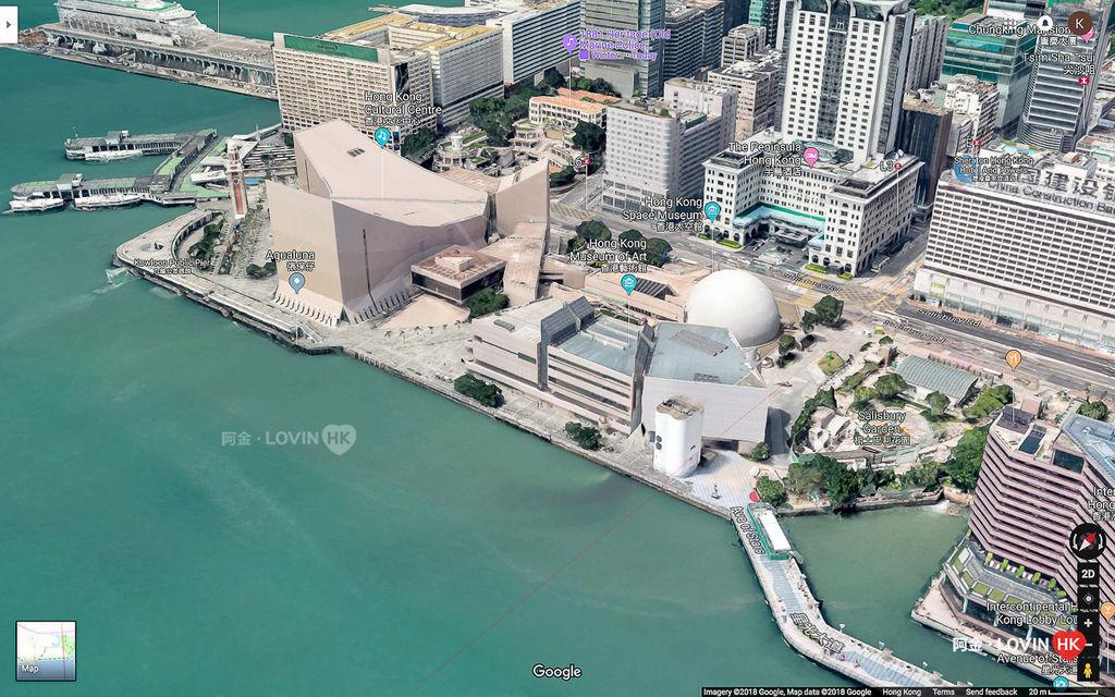 香港跨年煙火攻略阿金_港島_Google map_1.jpg