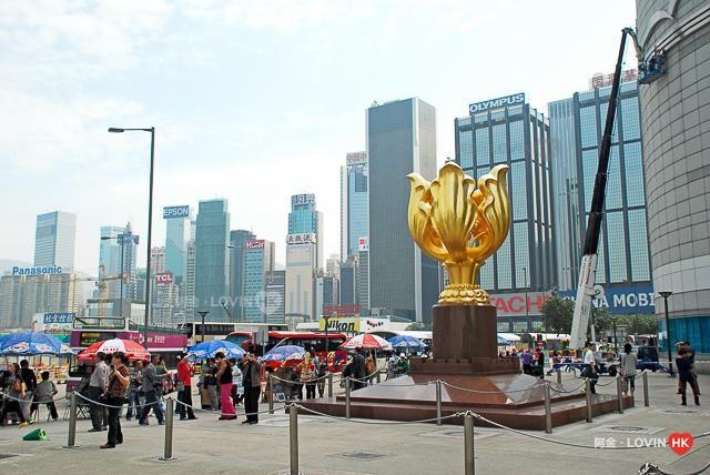 香港跨年煙火攻略阿金_港島_灣仔金紫荊廣場_5.jpg
