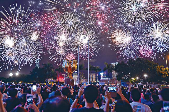 香港跨年煙火攻略阿金_港島_灣仔金紫荊廣場_3.jpg