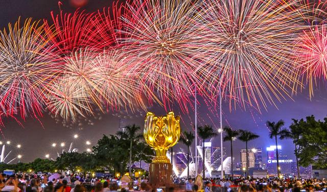 香港跨年煙火攻略阿金_港島_灣仔金紫荊廣場_1.jpg