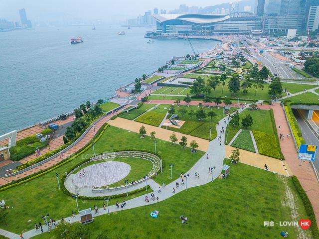 香港跨年煙火攻略阿金_港島_添馬公園_10.jpg