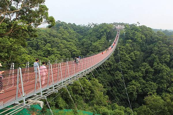 天空之橋的故鄉,帶你認識南投五大天空之橋