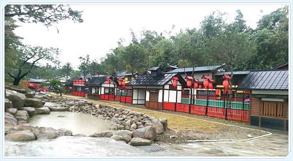 竹山桃太郎村