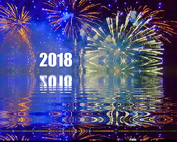 2018中部跨年
