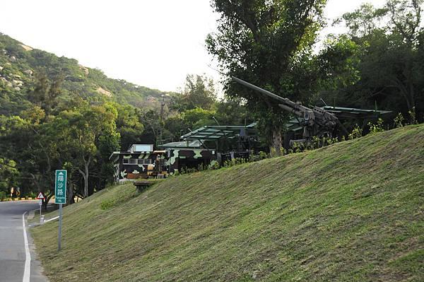獅山砲陣地3