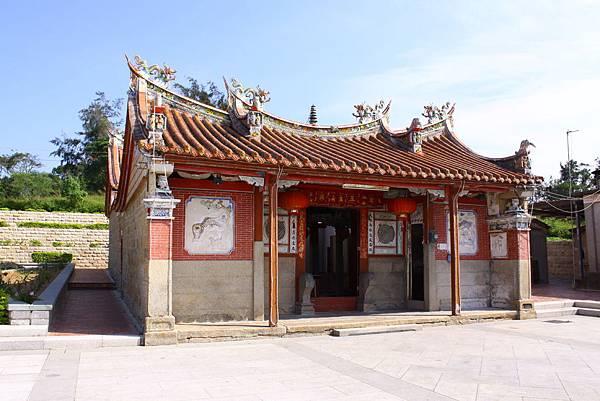 料羅順濟宮是金門第一座媽祖廟