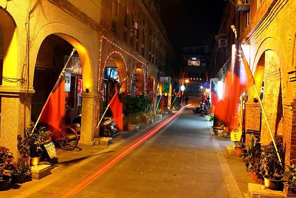21模範街夜景