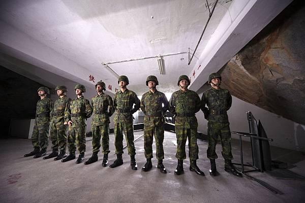 獅山砲陣地-砲操表演 (3)