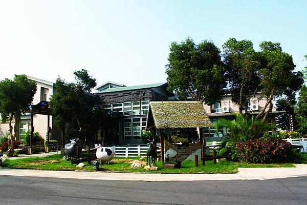 金門畜產試驗所遊客中心