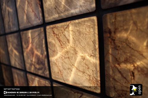 大理石玻璃磚