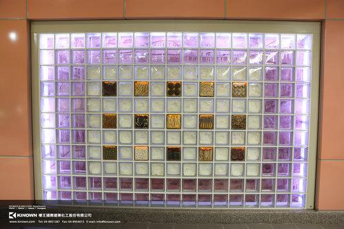 Pegasus 玻璃磚