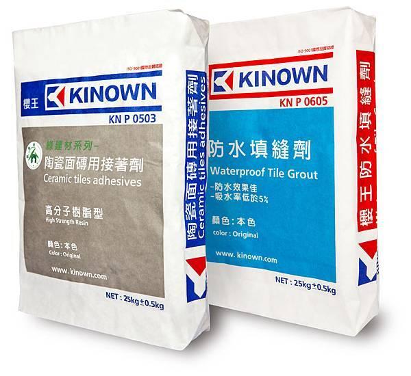 KN P 0503-陶瓷面磚用接著劑