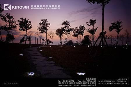 櫻王太陽能磚示意模擬圖