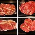 炭火燒肉本舖 豬牛肉盤