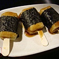 高雄 月島文字燒 烤年糕