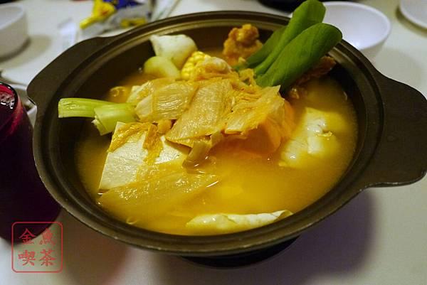 台南 鍋民小學 黃金泡菜鍋
