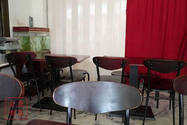 嘉義 進興傳統麵點 店內