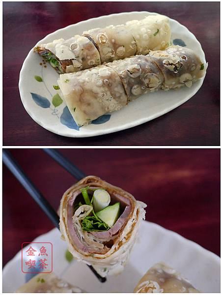 嘉義 進興傳統麵點 牛肉捲大餅