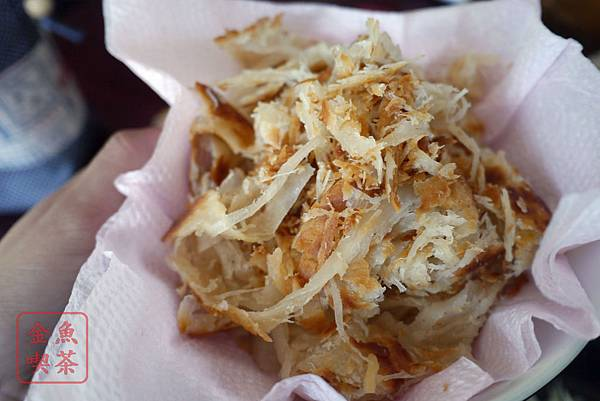 嘉義 進興傳統麵點 手抓餅(招待)