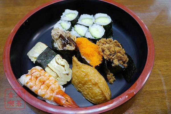 福壽司 綜合壽司