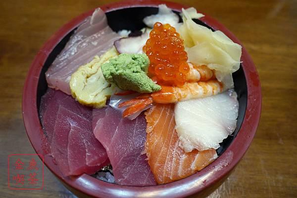 福壽司 生魚蓋飯