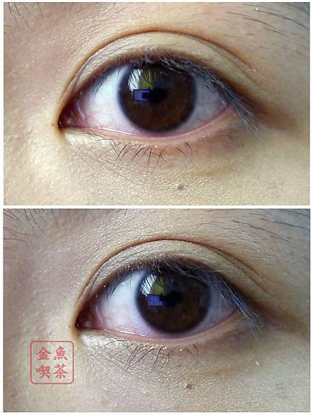 DAISO 眼影膏 素眼跟擦上一層打底