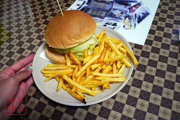 可可貝里 KOKO牛肉起士漢堡