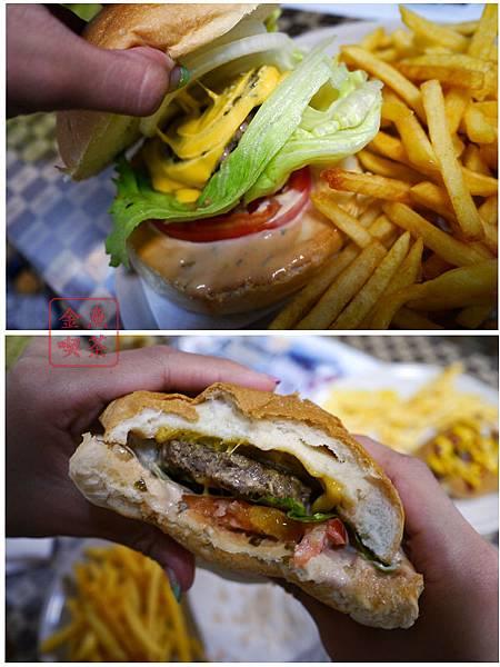 可可貝里 KOKO牛肉起司漢堡